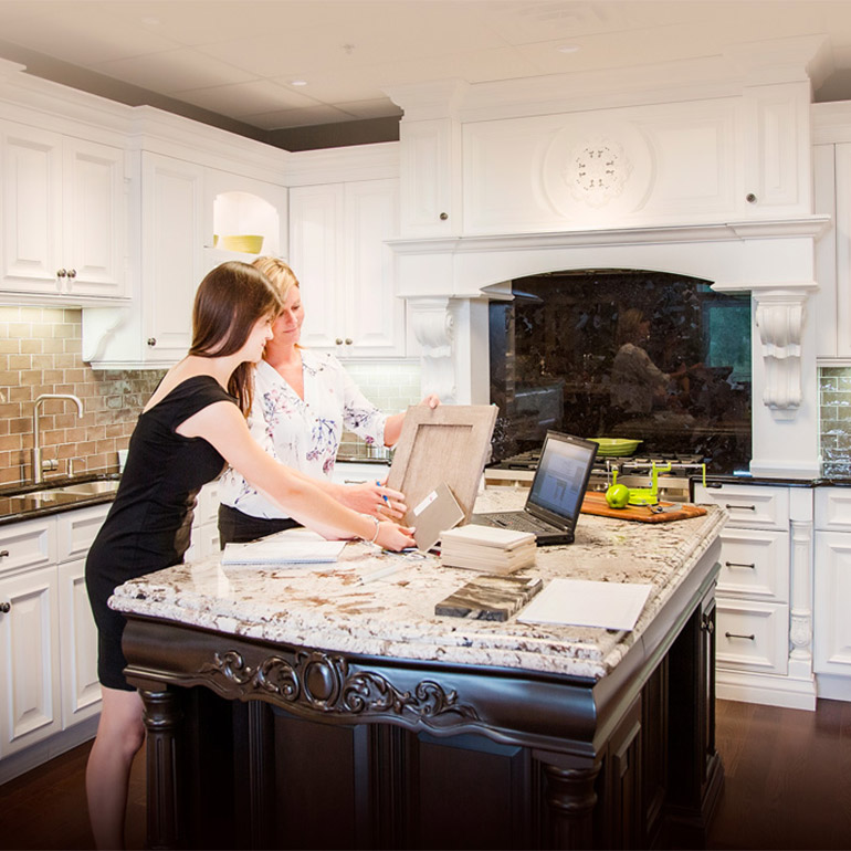 new construction choosing your kitchen cabinets at the start of the planning process